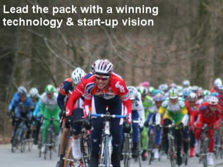 Lead the pack with a winning technology & start-up vision